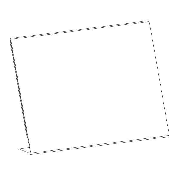 Blueprint sign holder slanted a4 landscape jpm international pty blueprint sign holder slanted a4 landscape malvernweather Image collections